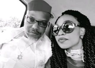 Check Out Cute Photos Of Kanu's Wife, Uchechi