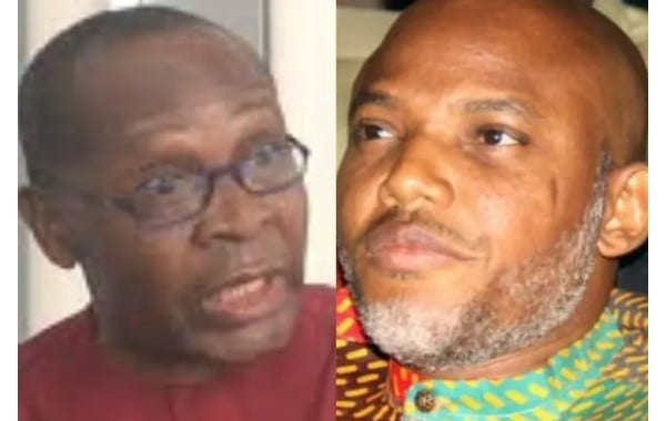 They Told Nnamdi Kanu To Come And Collect $10 Million Dollars And The Mugu Fell For It - Joe Igbokwe