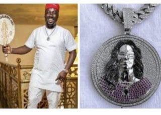 Obi Cubana Immortalises Late Mum With N50m Diamond Pendant