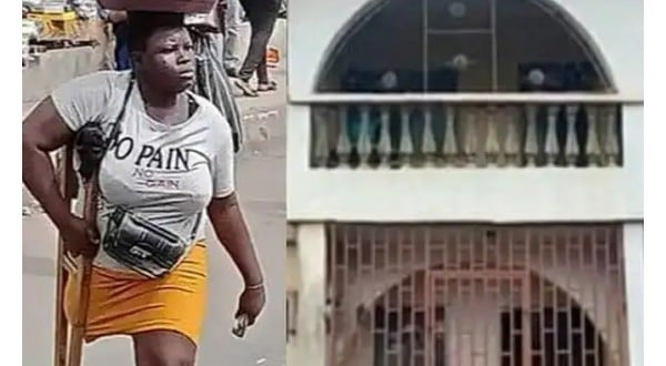 Lagos Amputee Acquires A House Worth Millions