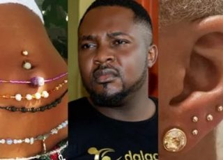 """""""I Love Waist Beads And Multiple Ear Piercings""""-Nigerian Pastor Confesses"""