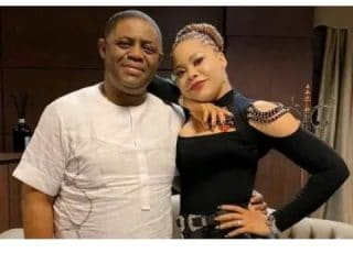 Femi Fani-Kayode Reportedly Arrests His Ex-Wife, Precious (Details)