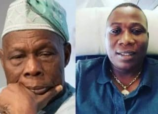 Sunday Igboho: Obasanjo Intervenes, Reportedly Meets Beninese President
