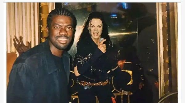 Reno Omokri Celebrates Michael Jackson On His 63rd Birthday