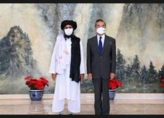 Taliban Declare China Their Closest Ally