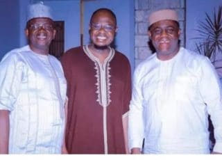 Fani Kayode Dines At The Home Of Pantami, Who He Once Called A Terrorist
